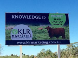 billboard leasing highway rockhampton
